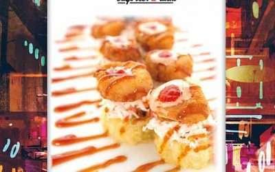 Sashimi Express Sushi Menu Redesign