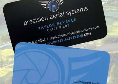 Drone company cards
